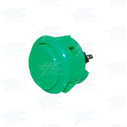 Sanwa Button OBSF-30 Green