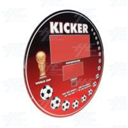 Kicker Display Glass