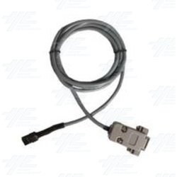 Comestero RM5 Electronic Coin Mech. Series to PC Coms Port Cable