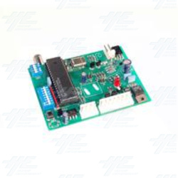 Unknown PCB Credit Board for Ticket Dispenser - Type 2