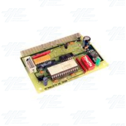 Universal Multi Credit Board PCB - Mk 1 - 2 Channel