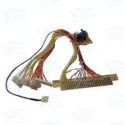 Sega Model 2 Wiring & Sound Amplifier Kit