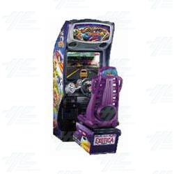 Cruis'n Exotica SD Arcade Machine