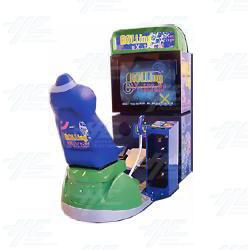 Rolling Extreme Arcade Machine