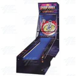 2x Skee Ball Lightning Arcade Machine
