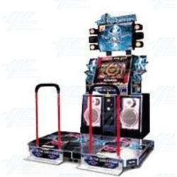 Dancing Stage Music Arcade Machine