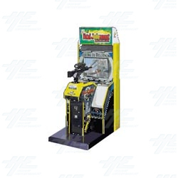 Silent Scope 2: Fatal Judgement Arcade Machine
