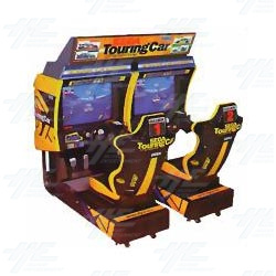 Sega Touring Car Championship Twin Arcade Machine