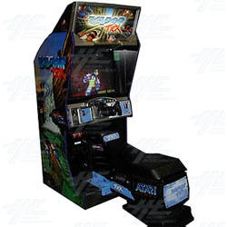 Vapor TRX Arcade Machine
