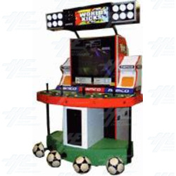 World Kicks SD Arcade Machine