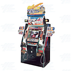GuitarFreaks Arcade Machine