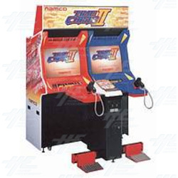 Time Crisis 2 SD Arcade Machine