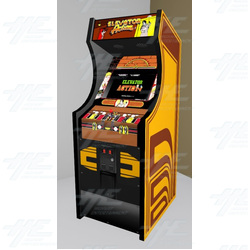 Elevator Action Arcade Machine