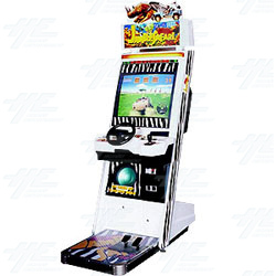 Jambo! Safari SD Arcade Machine