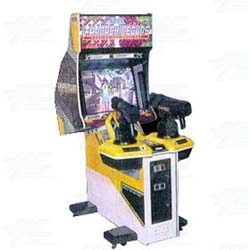 LA Machine Guns SD Arcade Machine