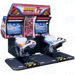Manx TT Twin Arcade Machine