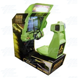 San Francisco Rush the Rock SD Arcade Machine