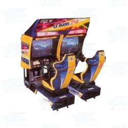 Le mans 24hr Arcade Machine