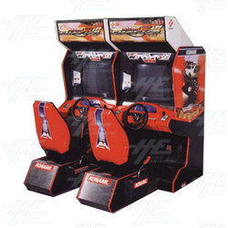 Racing Jam Chapter 2 Twin Arcade Machine
