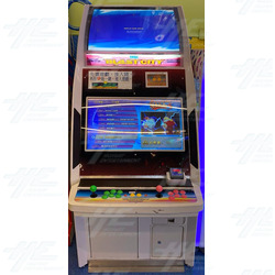 Blast City with LCD Monitor and Pandora Box
