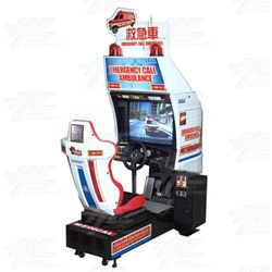 Emergency Call Ambulance Arcade Machine