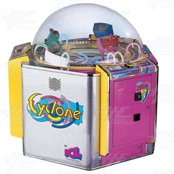 Cyclone Redemption Machine