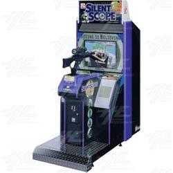 Silent Scope Arcade Machine