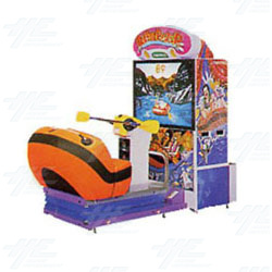 Rapid River DX Arcade Machine