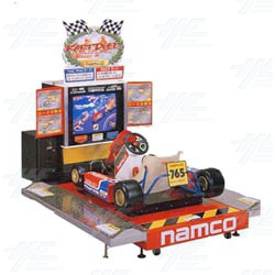 Kart Duel DX Arcade Machine