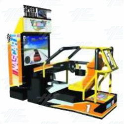 EA NASCAR 32inch Arcade Driving Machine