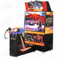 Ninja Assault DX Arcade Machine