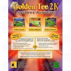 Golden Tee 2K Upgrade Kit