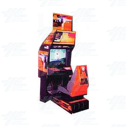 Sega Strike Fighter SD Arcade Machine