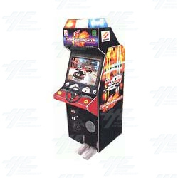 Code One Dispatch Arcade Machine