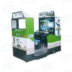 Tokyo Bus Tour DX Arcade Machine