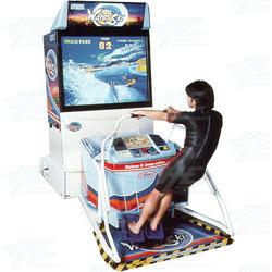 Water Ski DX Arcade Machine