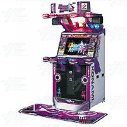 Dance Maniax Arcade Machine