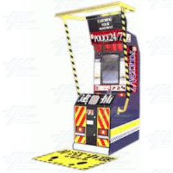 Police 24/7 Arcade Machine