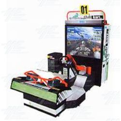 Club Kart DX Arcade Machine