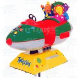 Tweenies Rocket Kiddie Ride