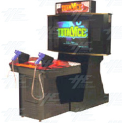 Total Vice DX Arcade Machine