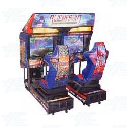 Alien Front: Team Based Combat Arcade Machine