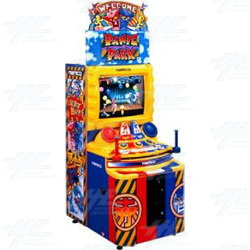 Panic Park SD Arcade Machine