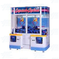 Capriccio Cyclone Crane Machine