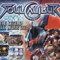 Soul Calibur 2 Dedicated Cabinet