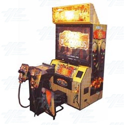 The Maze of the Kings DX Arcade Machine
