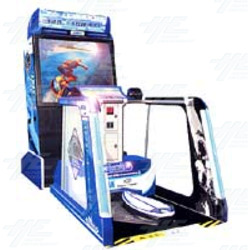 Soul Surfer DX Arcade Machine