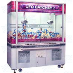 UFO Catcher 7 Crane Machine