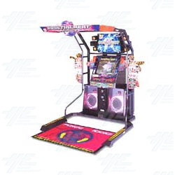 Martial Beat Arcade Machine