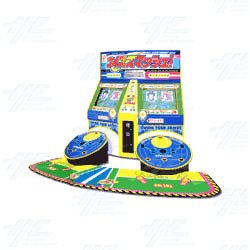 Nice Smash! Arcade Machine